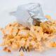 Polvoró de galeres amb cruixents de fruits secs
